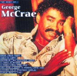 GEORGE MCCRAE - THE BEST OF GEORGE MCCRAE (CD)