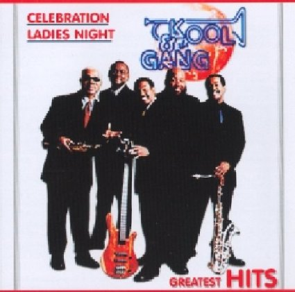KOOL & THE GANG - GREATEST HITS (CD)
