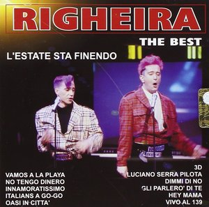 RIGHEIRA - THE BEST (CD)