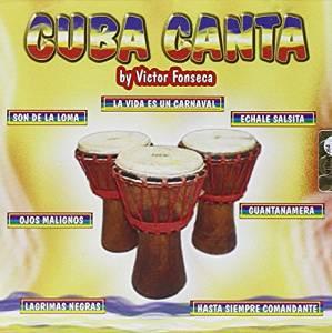 CUBA CANTA BY VICTOR FONSECA (CD)