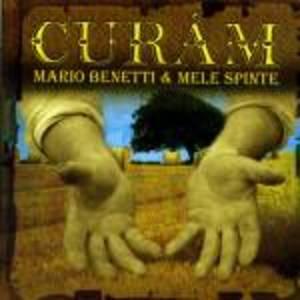 CURAM MARIO BENEDETTI MELE SPINTE (CD)