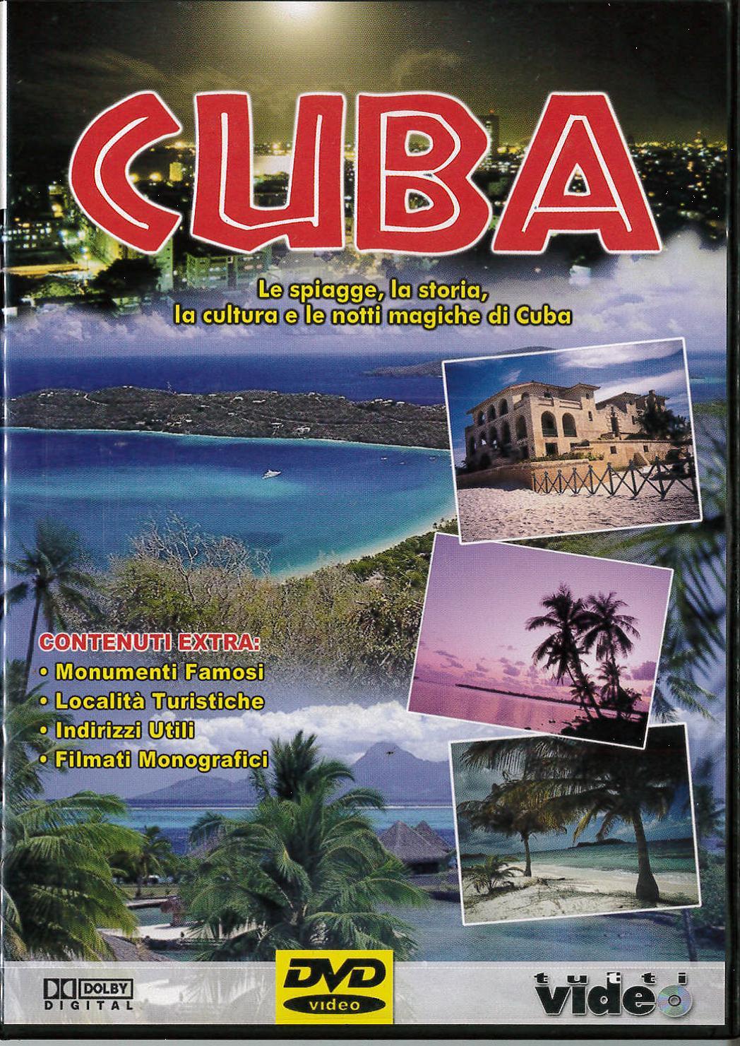 CUBA (DVD)