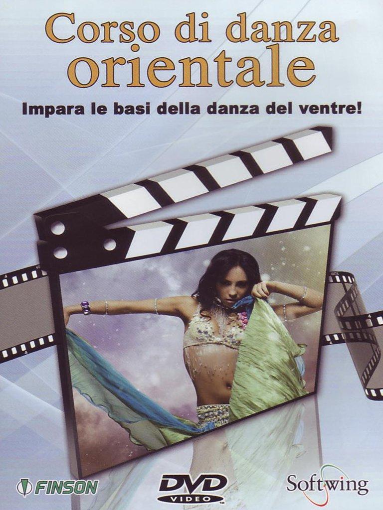 CORSO DI DANZA ORIENTALE (DVD)