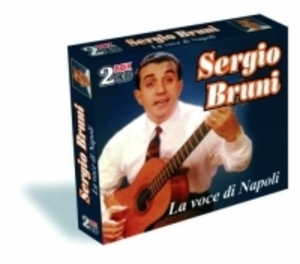 SERGIO BRUNI - LA VOCE DI NAPOLI -(2CD) (CD)
