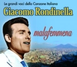 GIACOMO RONDINELLA - MALAFEMMENA (CD)