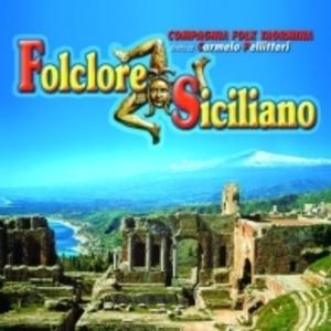 PELLITTERI CARMELO - FOLCLORE SICILIANO (CD)