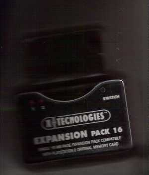 EXPANSION PACK 16 PS2