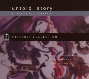 JOHNSON PIERANUNZI - UNTOLD STORY (CD)