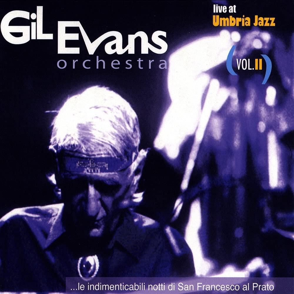 GIL EVANS - LIVE AT UMBRIA JAZZ VOL.2 (CD)