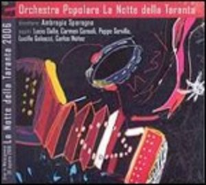 LA NOTTE DELLA TARANTA 2006 (CD)