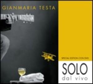 SOLO DAL VIVO -CD+DVD (CD)