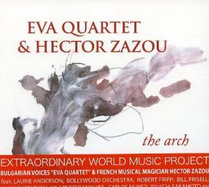 HECTOR ZAZOU - THE ARCH (CD)