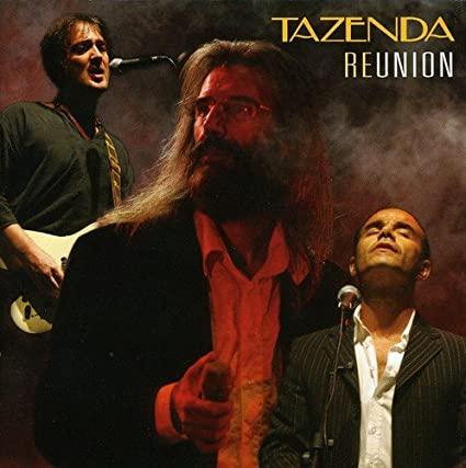 TAZENDA - REUNION TAZENDA (CD)