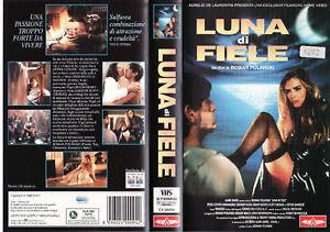 LUNA DI FIELE ED. FILMAURO (VHS)