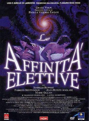 LE AFFINITA' ELETTIVE (DVD)