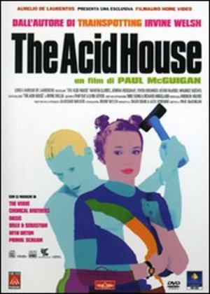 THE ACID HOUSE (DVD)