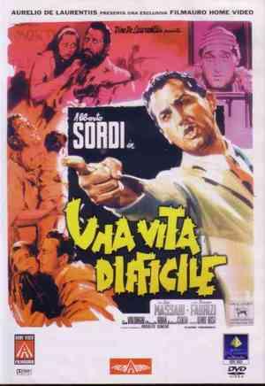 SORDI - UNA VITA DIFFICILE (DVD)