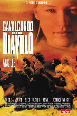 CAVALCANDO COL DIAVOLO (DVD)