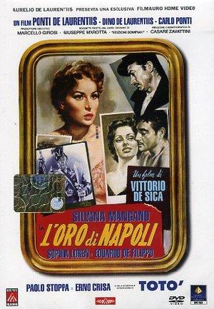 TOTO' - L'ORO DI NAPOLI (DVD)