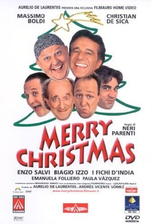 MERRY CHRISTMAS (DVD)