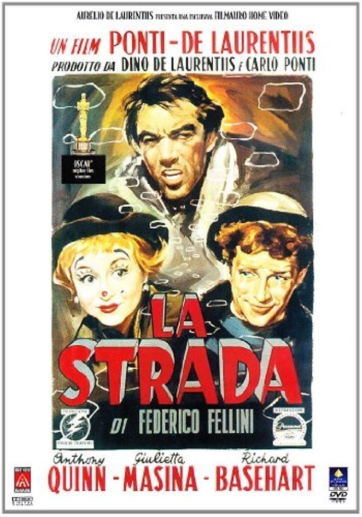 LA STRADA (DVD)