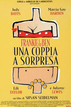 FRANKIE E BEN UNA COPPIA A SORPRESA (DVD)