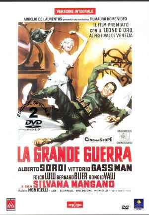 SORDI - LA GRANDE GUERRA (2DVD) (DVD)