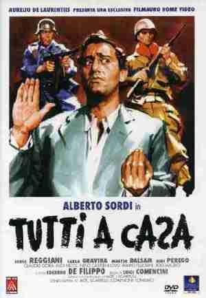 SORDI - TUTTI A CASA (DVD)