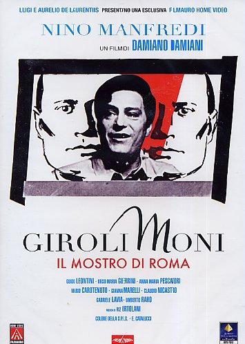 GIROLIMONI. IL MOSTRO DI ROMA (DVD)