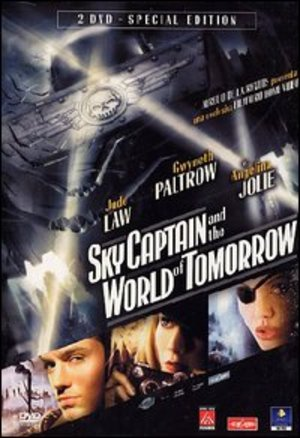 SKY CAPTAIN AND THE WORLD OF TOMORROW - 2DVD (DVD)