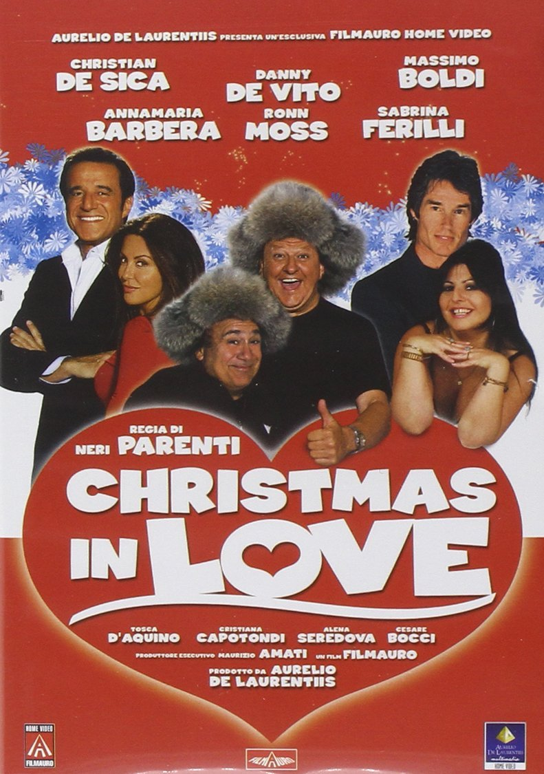 CHRISTMAS IN LOVE (DVD)