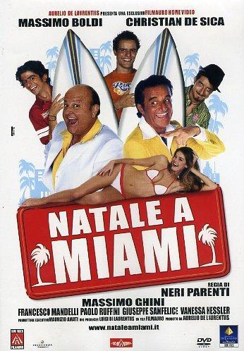 NATALE A MIAMI (DVD)