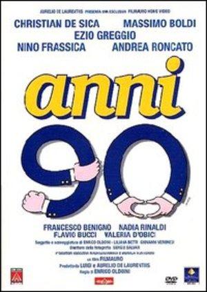 ANNI 90 (DVD)