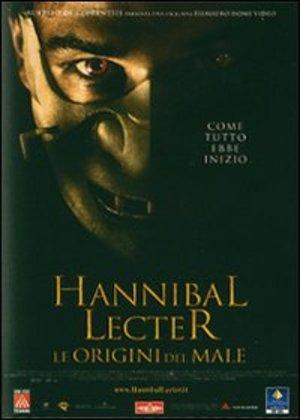 HANNIBAL LECTER - LE ORIGINI DEL MALE (DISCO SINGOLO) (DVD)