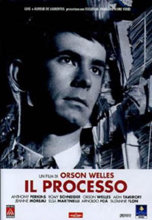 IL PROCESSO (DVD)