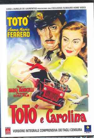 TOTO' E CAROLINA (DVD)
