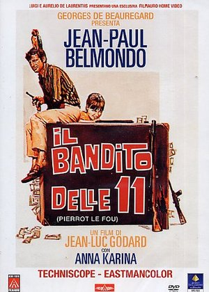 IL BANDITO DELLE 11 (DVD)