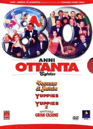 COF.ANNI OTTANTA (4 DVD) * (DVD)