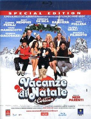 VACANZE DI NATALE A CORTINA (BLU-RAY)