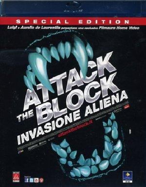 ATTACK THE BLOCK - INVASIONE ALIENA (BLU-RAY)