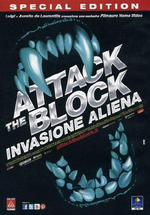 ATTACK THE BLOCK - INVASIONE ALIENA (DVD)
