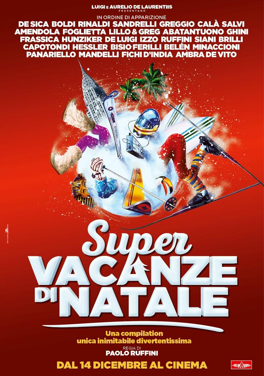 SUPER VACANZE DI NATALE (DVD)