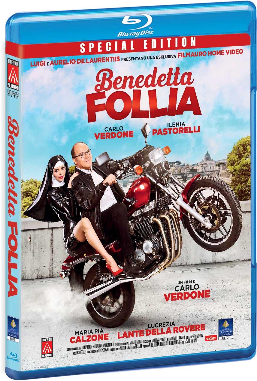 BENEDETTA FOLLIA - BLU RAY