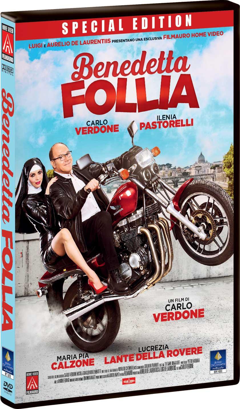 BENEDETTA FOLLIA (DVD)
