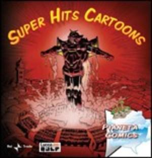 SUPER HITS CARTOONS (CD)