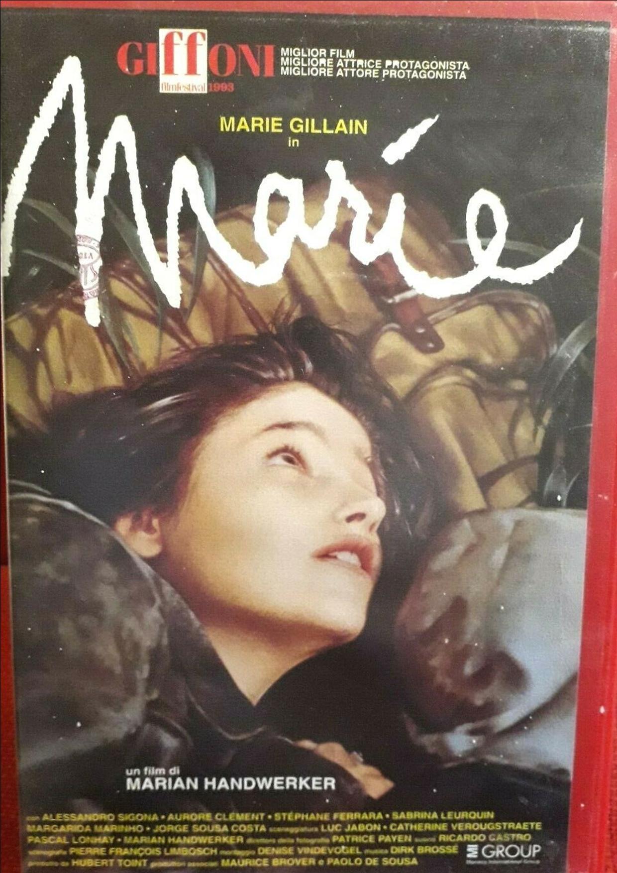 MARIE (VHS USATA EX NOLEGGIO) (VHS)