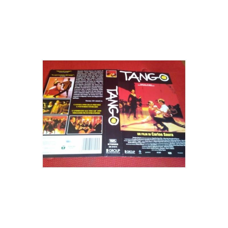 TANGO (VHS)