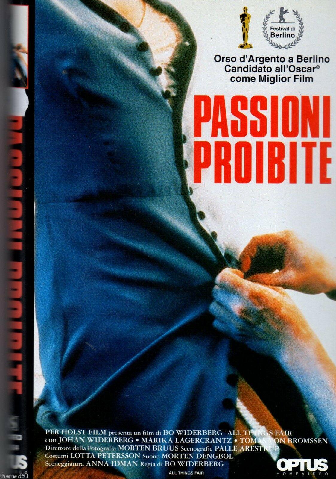 PASSIONI PROIBITE (VHS USATA EX NOLEGGIO) (VHS)