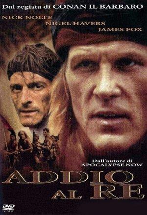 ADDIO AL RE (DVD)