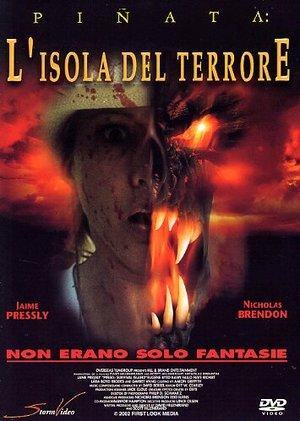 PINATA L'ISOLA DEL TERRORE (DVD)